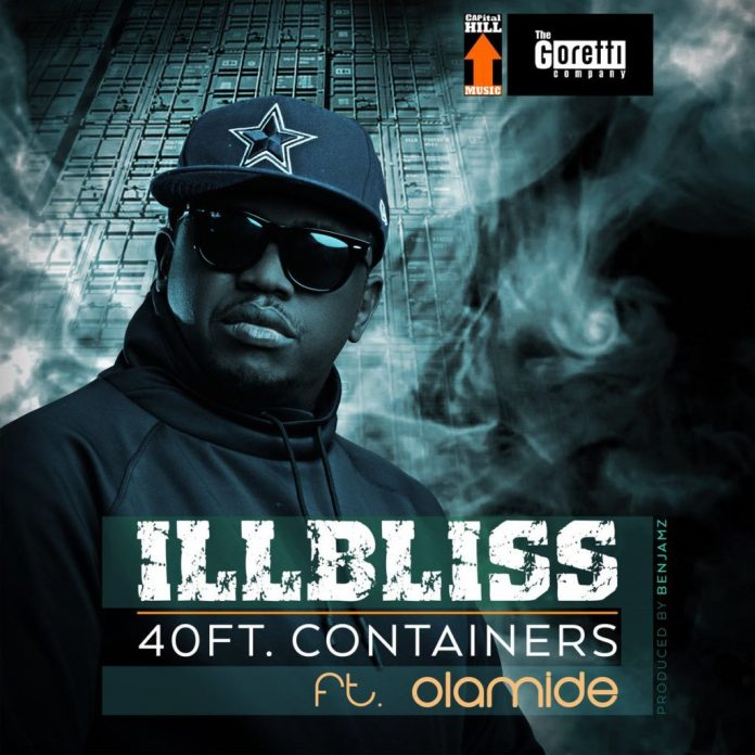 iLLBliss ft. Olamide – 40ft. Container