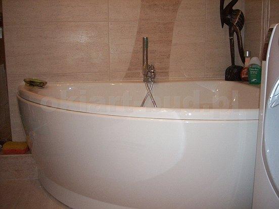 Łazienka - remont ,kładzenie płytek, flizowanie, rigipsy , OKIART-BUD Maciej Oczkowski 22