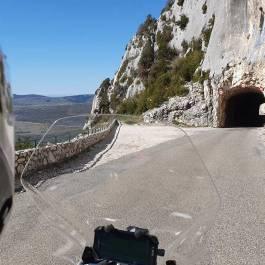 Przed nami tunel
