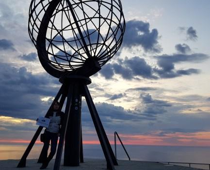 Nordkapp – 71°10'21″N