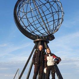 Globus Nordkapp