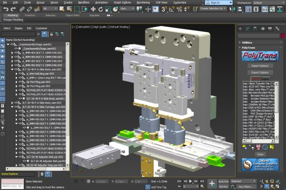 Okino's 3D Converters and Translators for Autodesk 3ds Max ...