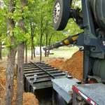 Finishing Bunker Install