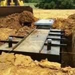 Oklahoma Finishing Bunker Install