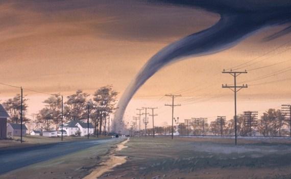 Deadly tornado in Oklahoma
