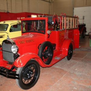 1929 Ford Model A Fire Truck