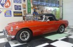 1972 MGB Roadster NO RESERVE