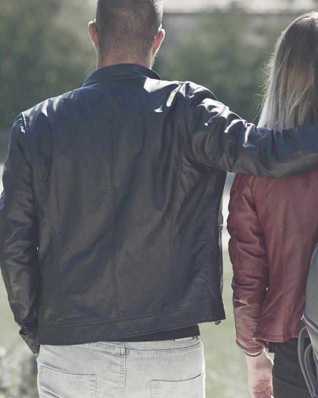 giacche e giubbotti in pelle uomo