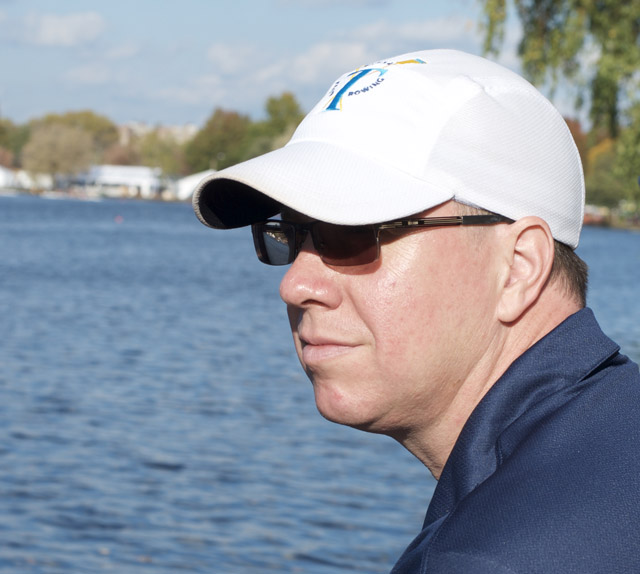 Neil Bergenroth Rowing Coach