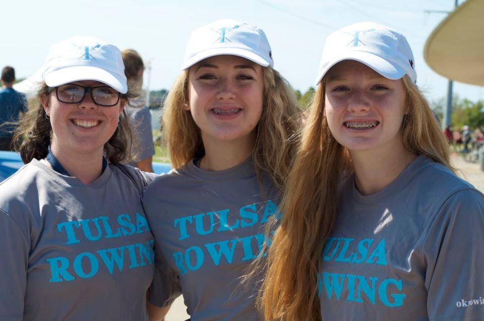 Tulsa Youth Rowing Association - Recreational Program