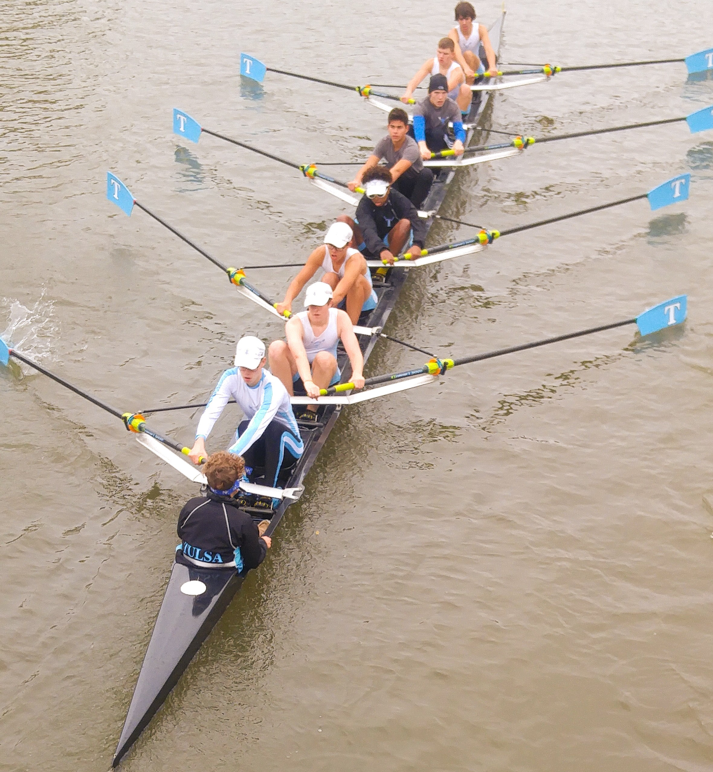 Tulsa Youth Rowing Association Achieves Medal Haul at Wichita ...