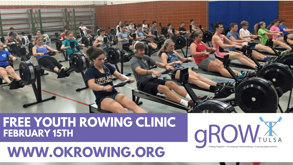 ROWING CLINIC FEBUARY 15th