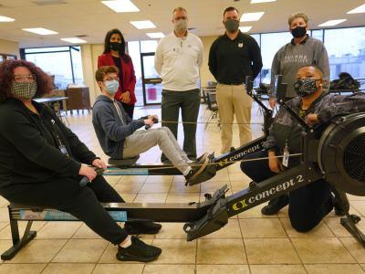 rowing stem alternative school union