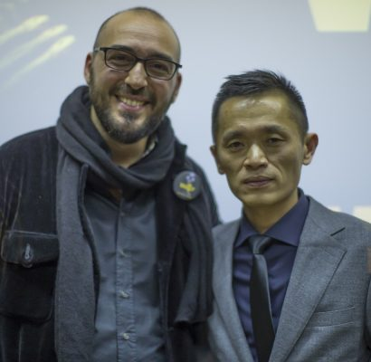 Nicola Orto e Mr. Zao