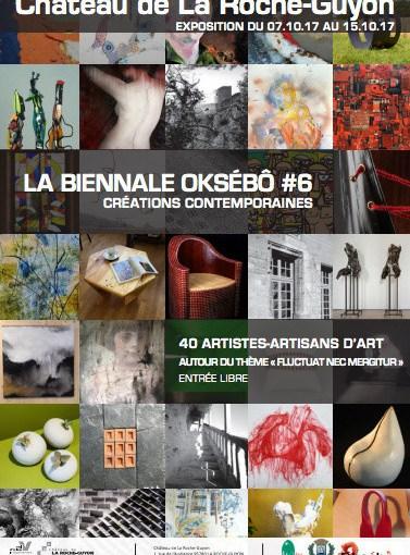 La biennale Oksébô #6 : fluctuat nec mergitur - 2017