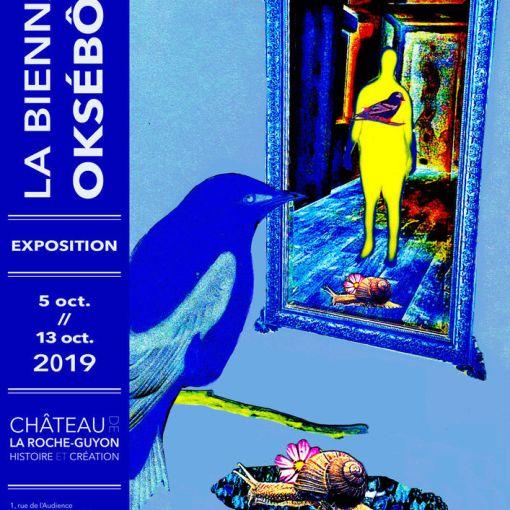 La biennale Oksébô #7 : en miroir - 2019