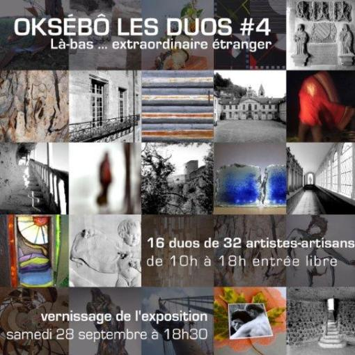 Oksébô les duos #4 : Là-bas... extraordinaire étranger - 2013