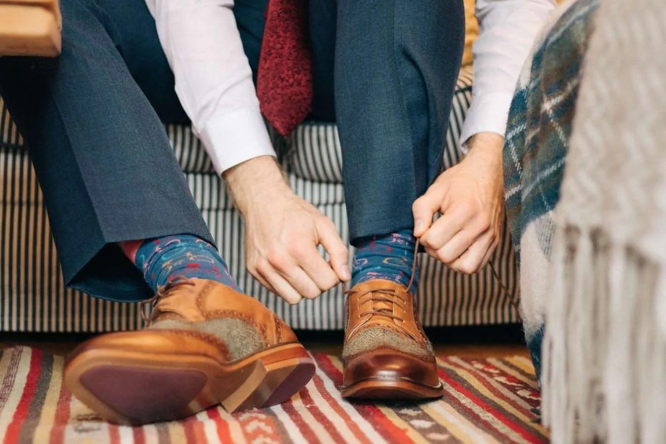 17 Types of Socks for Men
