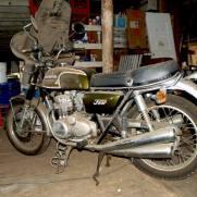Honda CB3