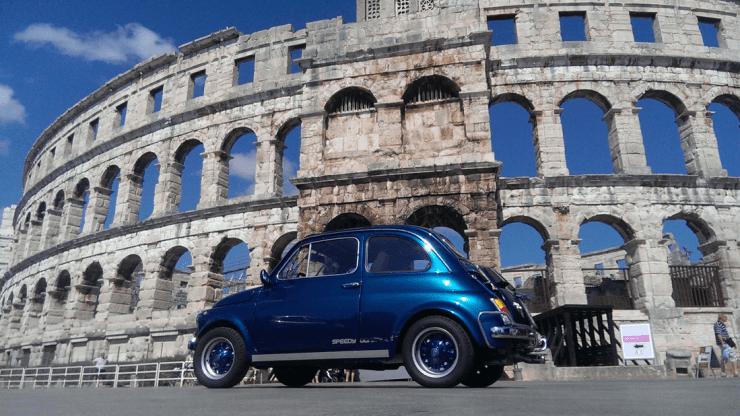 Fiat 500 Pula