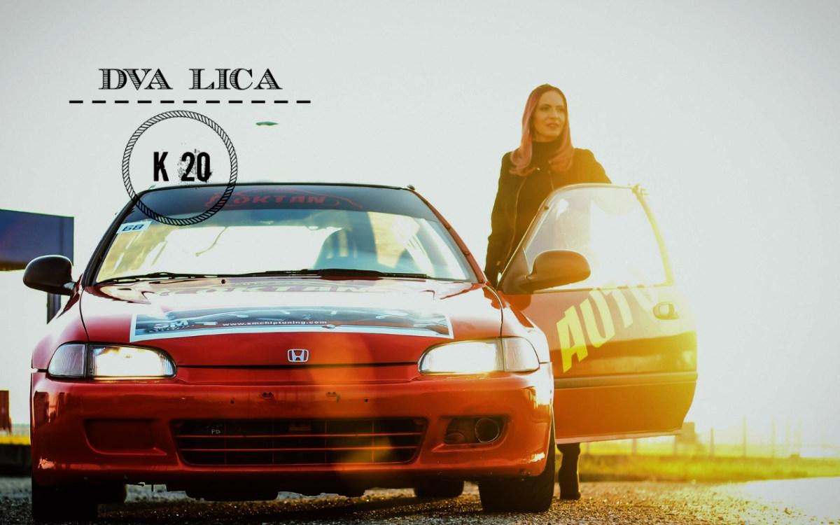 Acura RSX-S i Honda Civic EG Radmile Radović