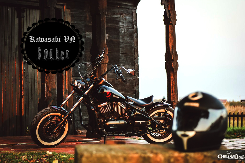 Kawasaki VN Boober - dobrodošli na tamnu stranu | Ep 7