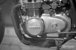 VedranOdrljin caffe racer Honda 6
