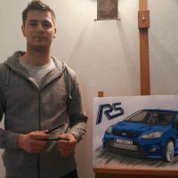 Josip Turalija- talentirani hobistički umjetnik