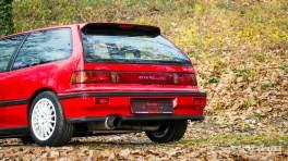 Honda Civic IVT-5