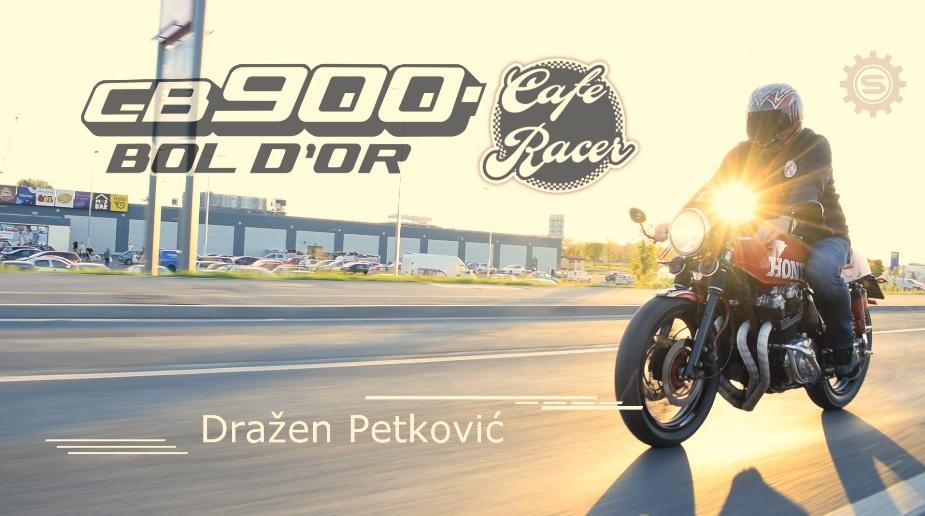 Honda CB 900f Bol D'or Cafe Racer
