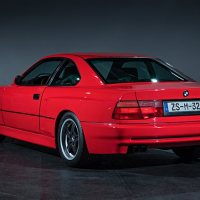 """TOP SECRET"" prototip - BMW M8 E31"