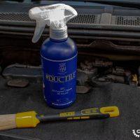 Čišćenje motornog prostora – deveti korak car detailinga