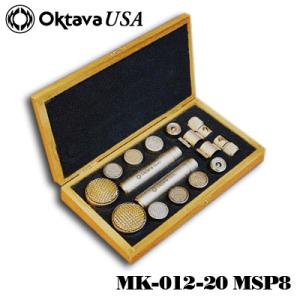 MK-012-20 MSP8 Silver