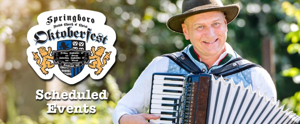 Oktoberfest Events