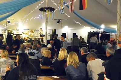 Oktoberfest Festival Events