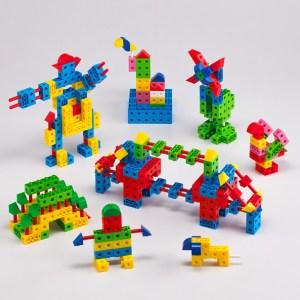 Brick Classroom Set