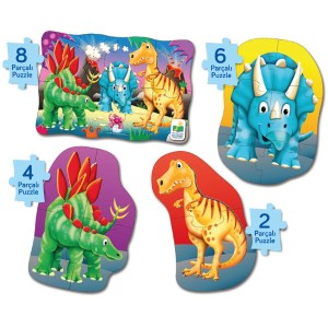 Dinozor Temalı Yapboz