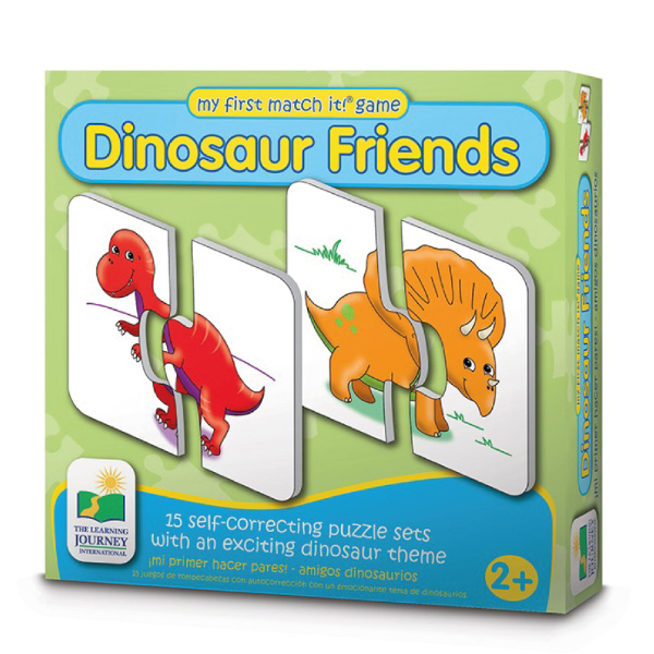 Dinozorlar Puzzle