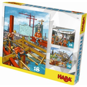 Haba Puzzle Constractions