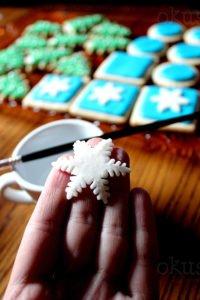 fondant za kekse