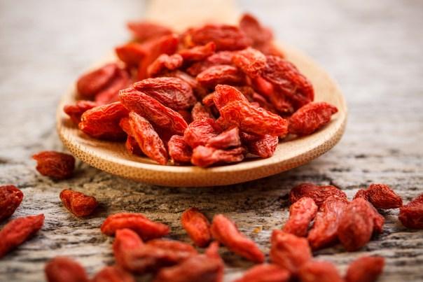 Goji jagode: 18 aminokislin, 6 vitaminov, 11 mineralov in veliko več