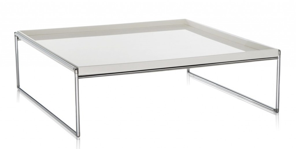 table basse trays kartee 80x80 cm loading zoom