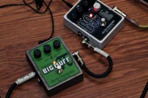 Electro Harmonix Pedals