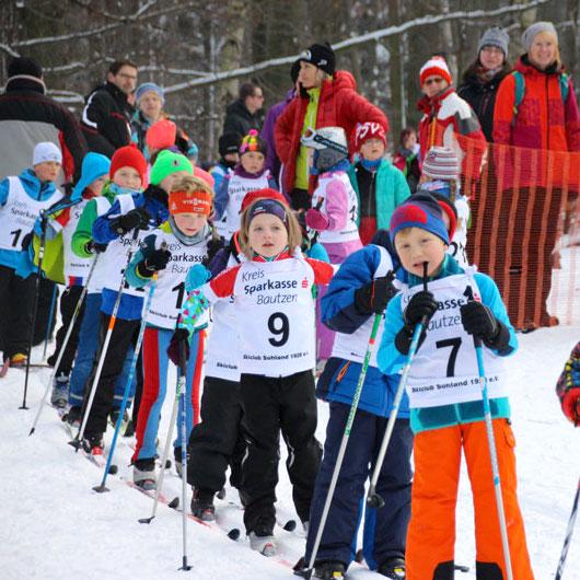 Regionalmeisterschaft Ski in Sohland