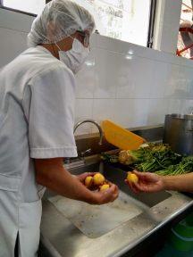 capacitación competencias laborales manejo higiénico de alimentos