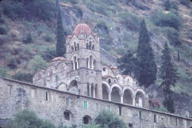 Eglise de Mystra
