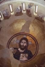 Eglise Dafni, près d'Athènes