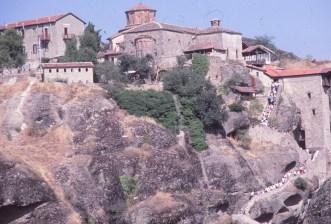 Grand Monastère, Météores