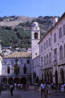 Dubrovnic place Luza