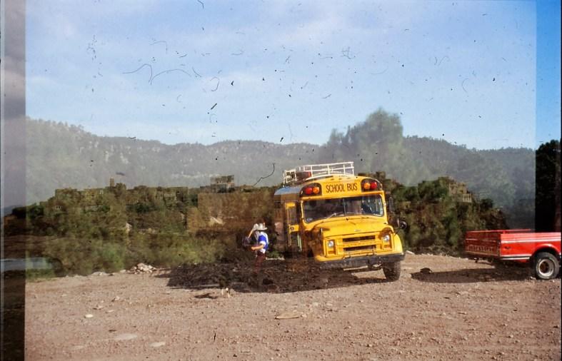 bus Creel à Batopilas